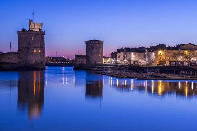 creation entreprise la Rochelle